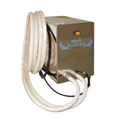 循環式高濃度人工炭酸泉装置(ボンベ外付け)