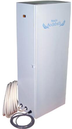 ミラクルソーダバス(炭酸ガス内蔵型)
